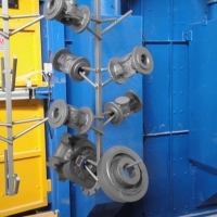 Granigliatrice GSA 20x22/4tr-4