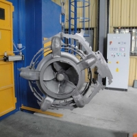 Granigliatrice GSA 20x22/4tr-6