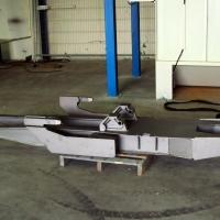 Granigliatrice-GTU-12x20/8tr-pezzo-dopo-granigliatura