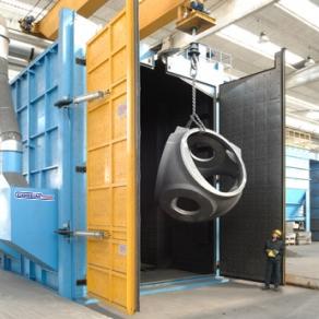 Impianto-di-sterro-granigliatura-per-il-trattamento-di-fusioni