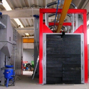 Granigliatrice-GTU-20x25/12tr