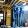 Desanding shot blasting machine mod. PG 25x45 /6TR load capacity 10 tons COGEIM - PG 25x45/6tr+10 ton