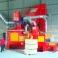 Shot blasting machine mod. STL 1500-1800 COGEIM - STL 1500 - 1800