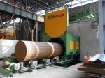 NEW - Discagliatura lingotti con peso fino a 65 ton.