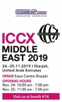ICCX MEDIO ORIENTE 2019