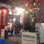 Cogeim arrives to the Metef-Foundeq in Verona, the Expo of aluminium